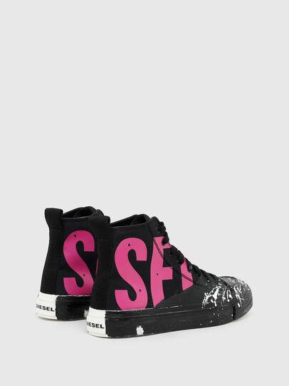 Diesel - S-ASTICO MC W, Negro/Rosa - Sneakers - Image 3