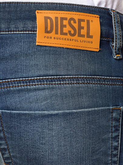 Diesel - Krooley JoggJeans 069NK, Azul medio - Vaqueros - Image 4