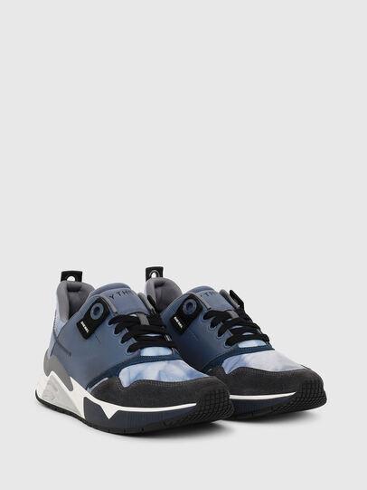 Diesel - S-BRENTHA LC, Azul - Sneakers - Image 2