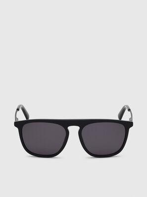 DL0297, Negro/Amarillo - Gafas de sol