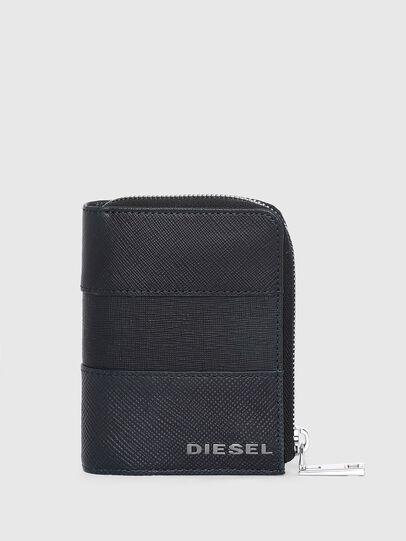 Diesel - L-12 ZIP, Azul - Carteras Con Cremallera - Image 1