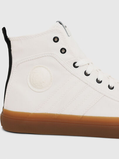 Diesel - S-ASTICO MID LACE, Blanco - Sneakers - Image 4