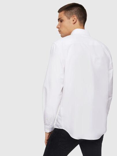 Diesel - S-JAMES, Blanco - Camisas - Image 2