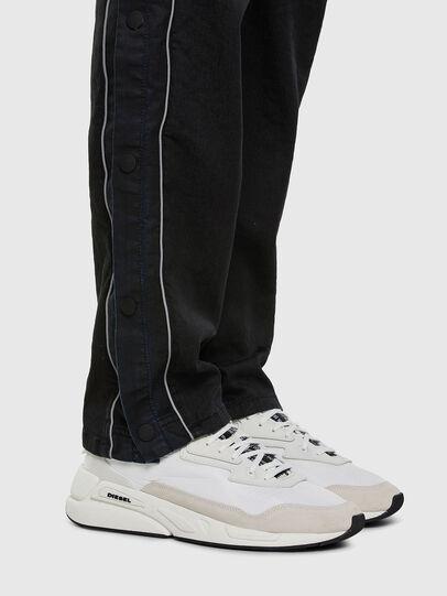 Diesel - Krooley JoggJeans 0KAYO, Negro/Gris oscuro - Vaqueros - Image 4
