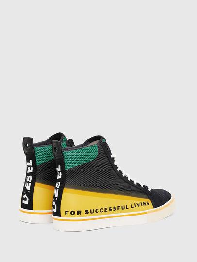 Diesel - S-DVELOWS MID, Multicolor/Negro - Sneakers - Image 3