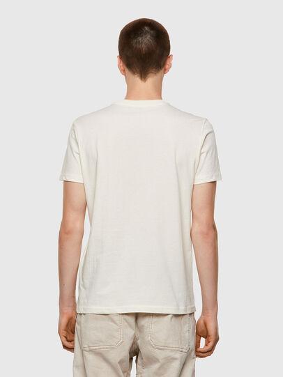 Diesel - T-DIEGOS-B6, Blanco - Camisetas - Image 2