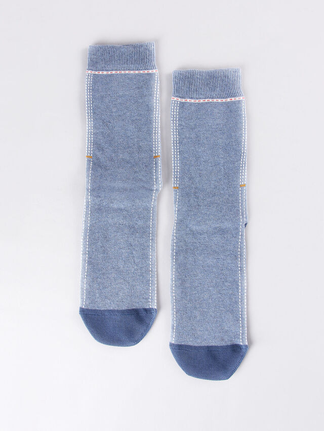 SKM-RAY, Azul claro