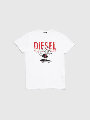 CL-T-DIEGO-1, Blanco - Camisetas