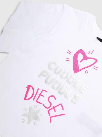 Diesel - TUNGIB-R, Blanco - Camisetas y Tops - Image 3