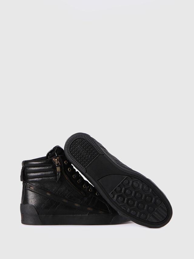 Diesel - D-STRING PLUS, Negro - Sneakers - Image 4