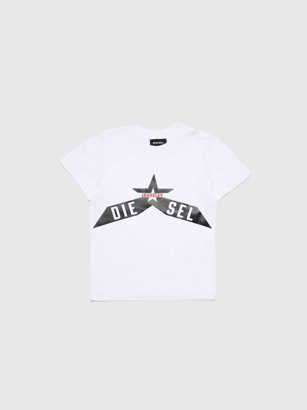 TDIEGOA7B-R, Blanco - Camisetas y Tops