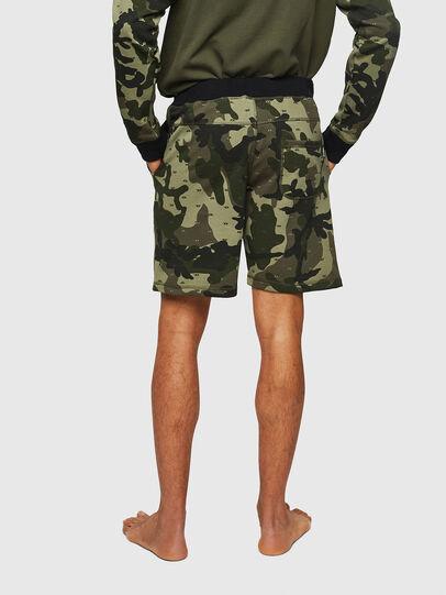 Diesel - UMLB-PAN, Verde Camuflaje - Pantalones - Image 2