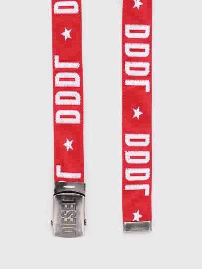 Diesel - BARTY, Rojo/Blanco - Cinturones - Image 3