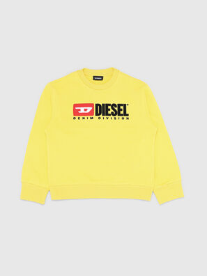 SCREWDIVISION OVER, Amarillo - Sudaderas