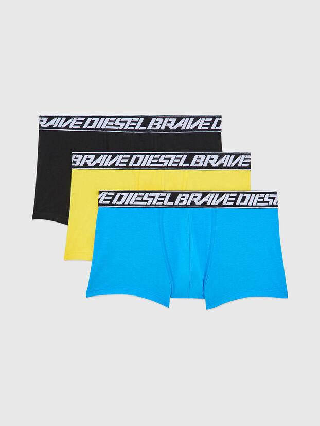 UMBX-DAMIENTHREEPACK, Azul/Amarillo - Boxers