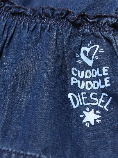 Diesel - DUOREB, Azul medio - Vestidos - Image 3