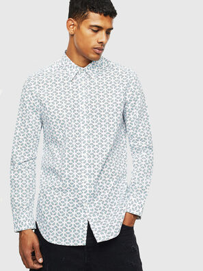 S-CLES-D, Blanco - Camisas