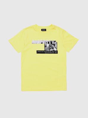 TJUSTYP, Amarillo - Camisetas y Tops