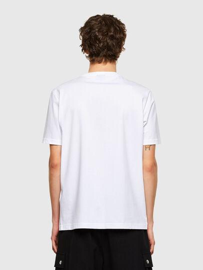 Diesel - T-JUST-E11, Blanco - Camisetas - Image 2