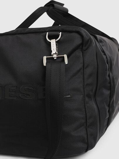 Diesel - M-CAGE DUFFLE M, Negro - Bolsos de viaje - Image 6