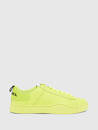 Diesel - S-CLEVER LOW LACE, Amarillo - Sneakers - Image 1