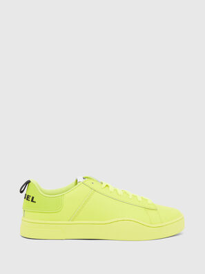S-CLEVER LOW LACE, Amarillo - Sneakers