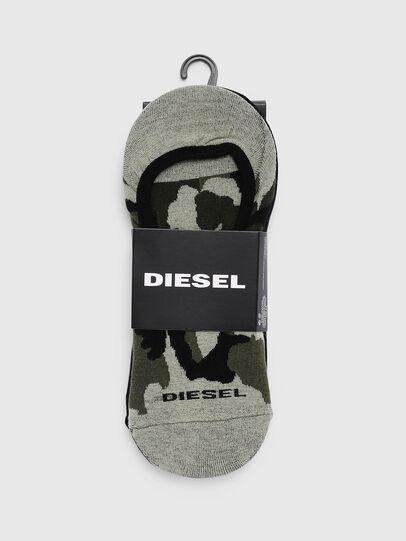 Diesel - SKM-HIDEPAT-TWOPACK, Gris/Negro - Calcetines - Image 2
