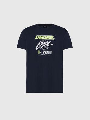 T-DIEGOS-K34, Azul - Camisetas