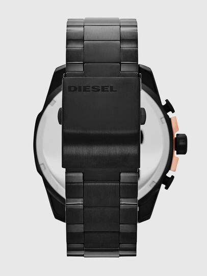 Diesel - DZ4309, Negro - Relojes - Image 3
