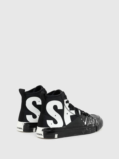 Diesel - S-ASTICO MC, Negro/Blanco - Sneakers - Image 3