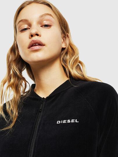 Diesel - UFLT-BONSHIN-Z, Negro - Sudaderas - Image 3