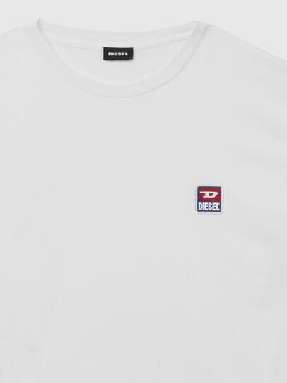 Diesel - T-DIEGO-DIV, Blanco - Camisetas - Image 3