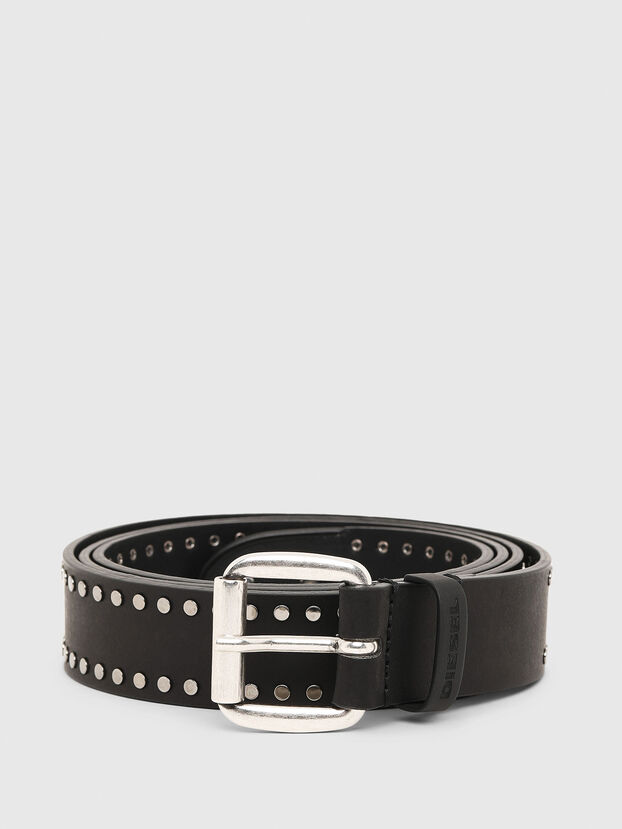 B-LUGY, Negro - Cinturones