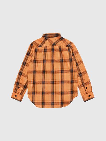 Diesel - COIZE, Naranja/Negro - Camisas - Image 2