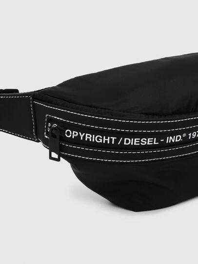 Diesel - NELUMBO, Negro - Bolsas con cinturón - Image 5