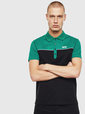 T-RALFY-BIC, Verde/Negro - Polos