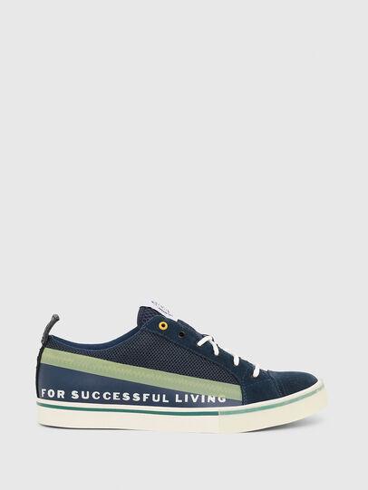 Diesel - S-DVELOWS LOW, Multicolor/Azul - Sneakers - Image 1