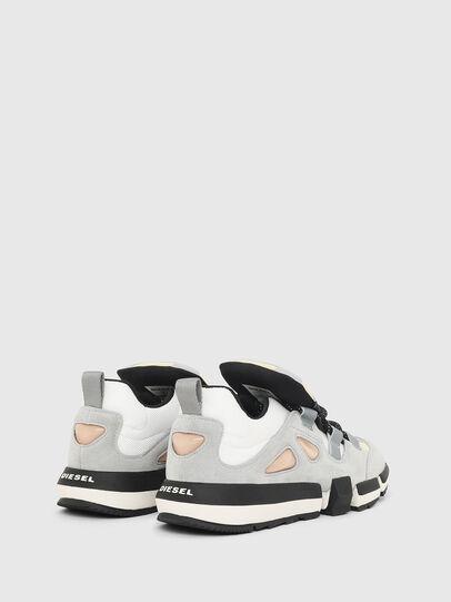 Diesel - H-PADOLA SL W, Gris/Blanco - Sneakers - Image 3