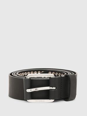 B-RIO, Negro - Cinturones