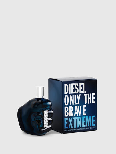 Diesel - ONLY THE BRAVE EXTREME 125ML, Azul Oscuro - Only The Brave - Image 1