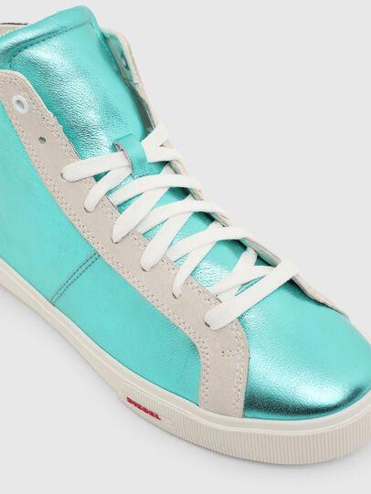 Diesel - S-MYDORI MC W, Celeste - Sneakers - Image 5