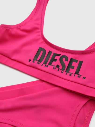 Diesel - MYNGR, Rosa - Moda Baño - Image 3