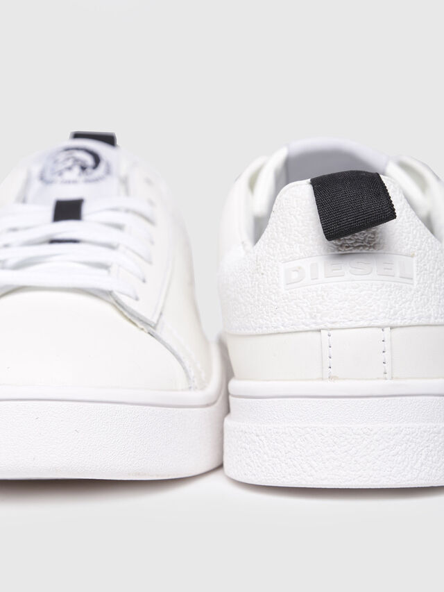 Diesel - S-CLEVER LOW W, Blanco - Sneakers - Image 4
