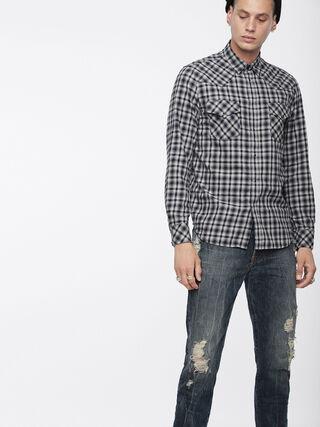 S-EAST-LONG-D,  - Camisas
