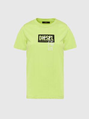 T-SILY-E52, Verde Fluo - Camisetas