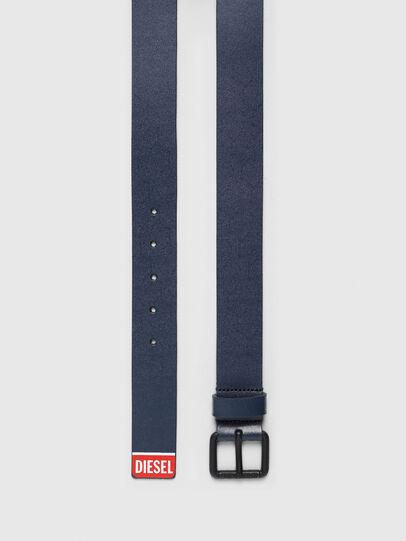 Diesel - B-TRED, Azul - Cinturones - Image 3