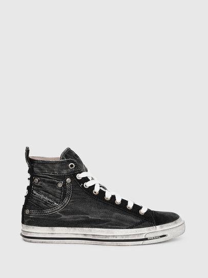 Diesel - EXPOSURE IV W, Negro - Sneakers - Image 1