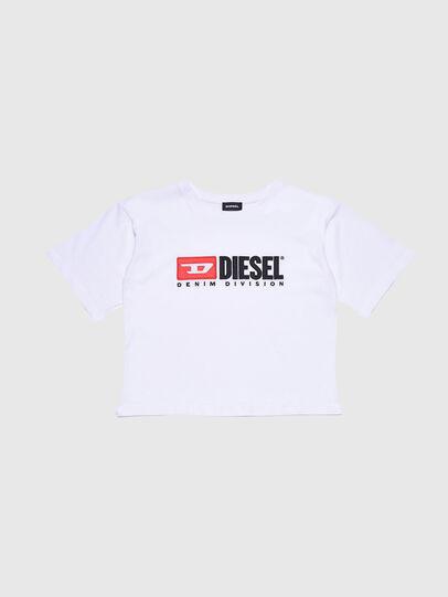 Diesel - TJACKYD, Blanco - Camisetas y Tops - Image 1