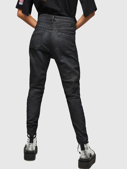 Diesel - Fayza JoggJeans 069GP, Negro/Gris oscuro - Vaqueros - Image 2