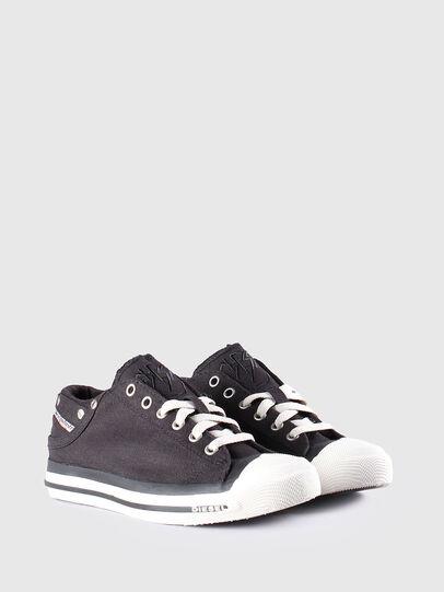 Diesel - EXPOSURE LOW W, Negro - Sneakers - Image 2
